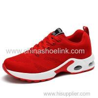 Buy cheap Boost Red Fly Knitting Shoes in PU Sole with Airbag Admin Edit from wholesalers