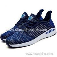 Buy cheap Zebra Shoes Navy Fly Knitting Sport Running Shoes Manufactor Admin Edit from wholesalers