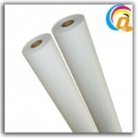 China 100gsm Anti-curl Roll Sublimation Paper For Digital Printing On Textile wholesale