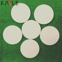 China toy series blank poker chips wholesale