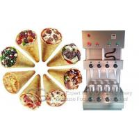 China 4 Head Automatic Pizza Cone Making Machine For Sale Fhilippines on sale