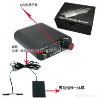China LED Tattoo Power Supply with footswitch and clipcor - wholesale