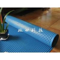 Buy cheap Blue drainage board from wholesalers