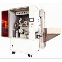 China Automatic hot foil printing machine for cosmetic caps wholesale
