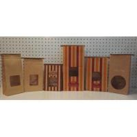 China Brown Paper Bag Lunch Bag on sale