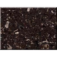 Buy cheap VTM0180 Luomali Gold Artificial Marble Stone Wall and Floor Cladding from wholesalers