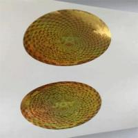 Buy cheap Hologram with Laser Marking from wholesalers
