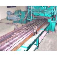 China Top Quality Hydraulic Flat Section, steel, bar, Iron and Straightening Machine on sale