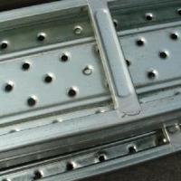Buy cheap 250 Width Galvanized Scaffolding Steel Plank from wholesalers