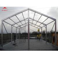 China Strong And Durable Temporary Storage Tents For Warehouse / Factory And Logistics Transfer Station wholesale