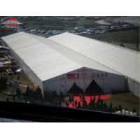 China Weatherproof Industrial Factory Storage Tent High Mobility And Flexibility wholesale