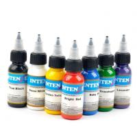 China 7colors Intenze Tattoo Ink Sets wholesale