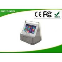China ODM Restaurant / Hotel / Lobby Outdoor Information Kiosk With Ticket Printer wholesale