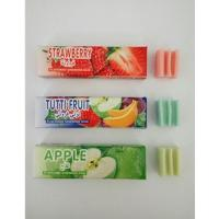 China Fruity chewing gum wholesale