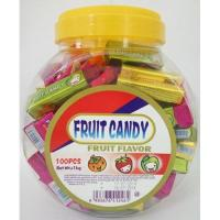China Fruity candy wholesale