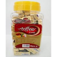 Buy cheap toffee candy 60pcs from wholesalers
