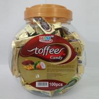 China Toffee candy wholesale