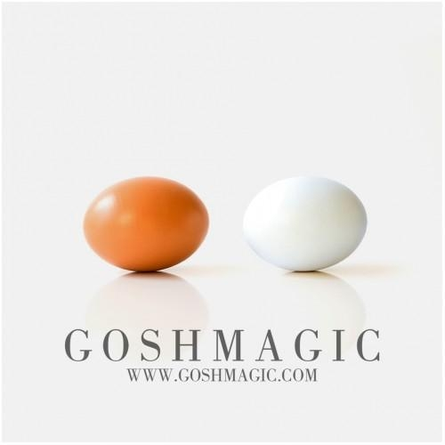 Quality Rubber imitation egg for sale