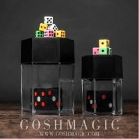 China Split dice effect super intuitive shock magic toy for children wholesale