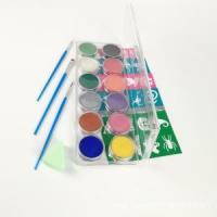 Buy cheap Christmas Holiday Party Face Paint Palette from wholesalers