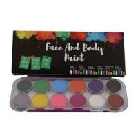 Buy cheap FDA Food Grade Rainbow Party Face Paint from wholesalers