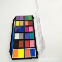 Buy cheap Fluorescence UV Glow neon face paint from wholesalers