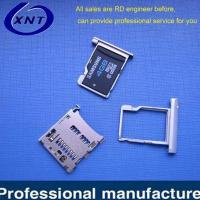 Buy cheap TF card holder TF/microSD with tray type from wholesalers