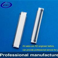 Buy cheap FPC 0.50mm pitch 1.5H flip cover from wholesalers