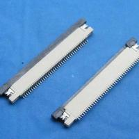 China FPC 0.50mm pitch 1.0H ZIF board down wholesale