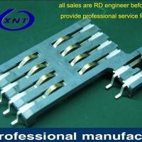 Buy cheap Mini Smart card pull 8pin with stopper IC card holder from wholesalers