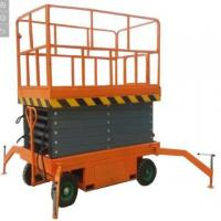 China 300kg 12m Electric Lifting Selfpropelled Suspended Platform wholesale