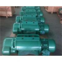 China Electric Chain Hoist Electric Chain Hoist with Electric Monorail Trolley wholesale