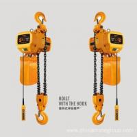 China Electric Chain Hoist electric chain hoist with trolley wholesale