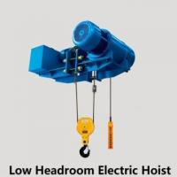 Electric Wire Rope Hoist Europe style 5 ton wire rope electric hoist