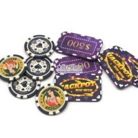 China Casino Poker Chips wholesale
