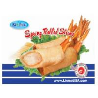 China Frozen Squid Spring Roll Shrimp on sale