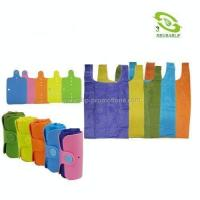 China Foldable Tote Bag w/ Wrap wholesale