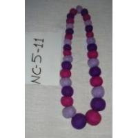 Buy cheap Wool Felt Necklaces Necklace NC-5-11 from wholesalers