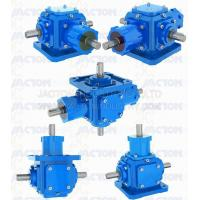 China JT85 Heavy Duty 90 Degree Angle Spiral Bevel Gear Boxes on sale