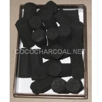 Buy cheap Short Hexagonal Stick Charcoal Briquette from wholesalers