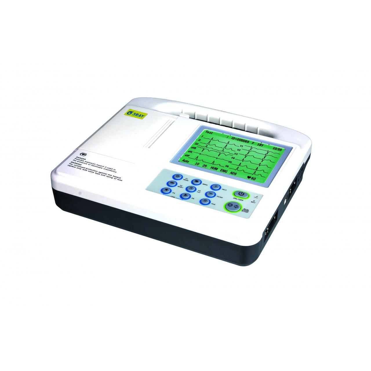 Quality Imagine system 3 Channel ECG Machine LT-2 for sale