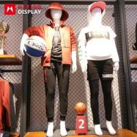 China Fashionable Useful Straight Realistic Children Mannequin Group wholesale