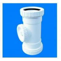 PVC fittings drainage system PVC fittings Thread inspection port