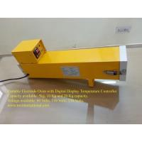 China Welding Rod Oven 10 Kg Digitally Controlled wholesale