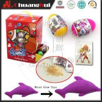 China Eggs Candy & Water Grow Toy wholesale