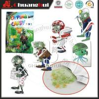 China Plants Zombies Puzzle Popping Candy wholesale