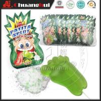 China Big Foot Lollipop With Popping wholesale