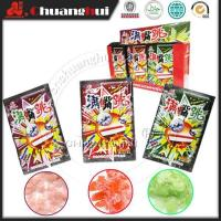 China Fruity Jumping Candy wholesale