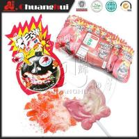 China Bomb Lollipop Popping Candy wholesale
