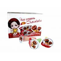 Buy cheap Good Taste Chocolate Chips Cookies / Chocolate Ice Cream Low Energy Production from wholesalers